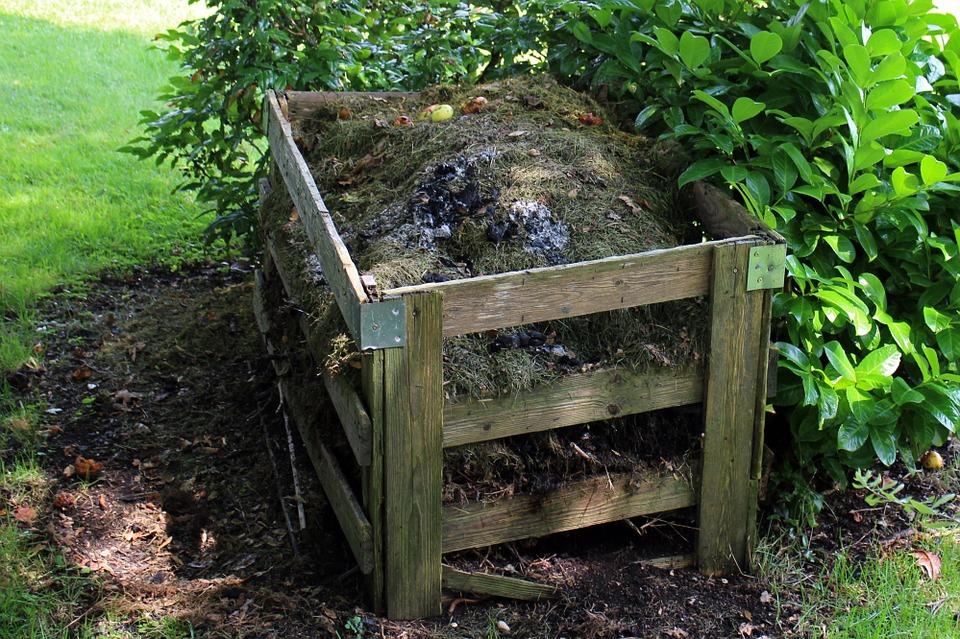 Compostage déchets verts