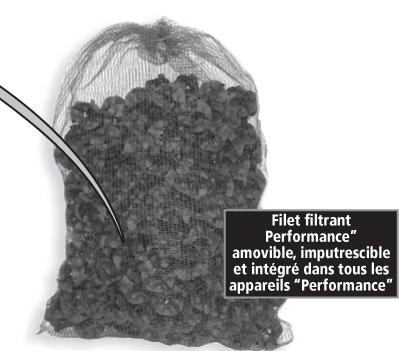 Filet filtrant pour fosse