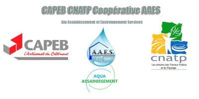 CAPEB CNATP Coopérative AAES