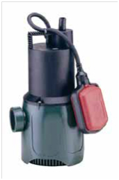 Pompes submersibles APP (Bibus) séries RV, SV, TPS/TPV, BPS