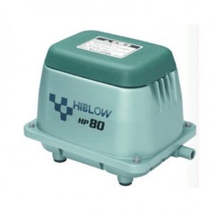 POMPE A AIR HIBLOW HP 80