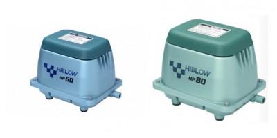 HIBLOW HP 60 HP 80 POMPE A AIR