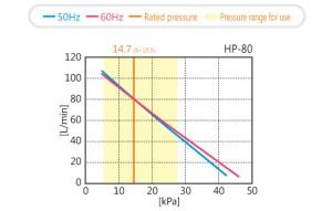 HIBLOW HP 80 – Fiche technique