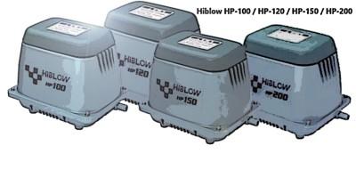 Hiblow HP-100 HP-120 HP-150 HP-200