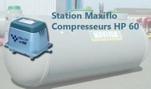 Station Maxiflo Compresseurs
