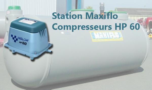 Station Maxiflo Compresseurs