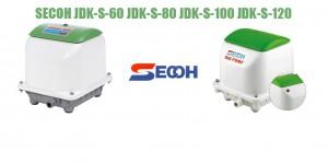 POMPES A AIR SECOH JDK-S-60 JDK-S-80 JDK-S-100 JDK-S-120