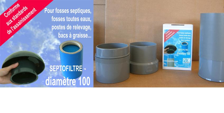 Produit anti odeur fosse septique