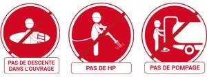 PICTOGRAMMES DETROMPEURS EN ASSAINISSEMENT : LA FNSA SOUHAITE ACCOMPAGNER LES PROFESSIONNELS DE TERRAIN