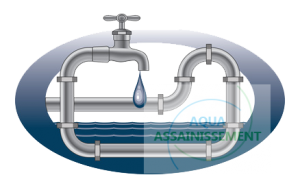 Des caractéristiques de l'installation (hauteur de relevage, refoulement,…), de la tuyauterie (matériaux, longueur, frottements…) et de l'alimentation électrique qui vont permettre de dimensionner la pompe