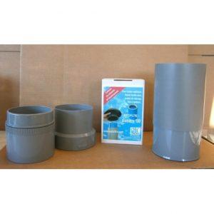 Installer filtre anti odeur pour fosse ventilation secondaire - Montage filtre anti odeur fosse septique
