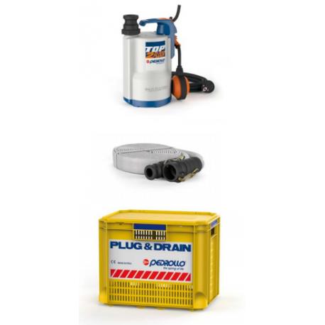 Kit Plug & Drain Pedrollo