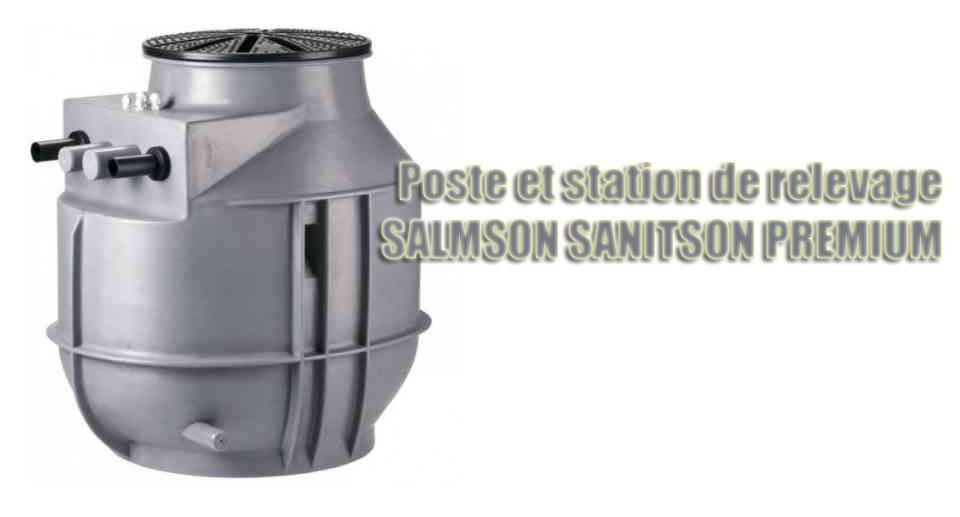 Relevage SALMSON SANITSON PREMIUM