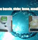Oxygénation bassin, vivier, fosse, assainissement …
