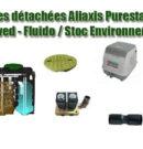 Pièces détachées Aliaxis Purestation / Glynwed – Fluido / Stoc Environnement