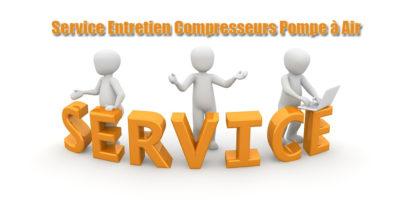 Service Entretien Compresseurs Pompe à Air