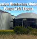 Méthanisation Membranes Compresseur Pompe à Air Biogaz