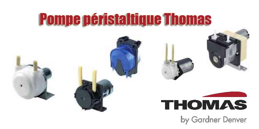 Pompe péristaltique Thomas