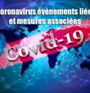 Coronavirus : évènements liés et mesures associées chez Aqua Assainissement