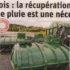 Clunisois : La récupération des eaux de pluie est une nécessité