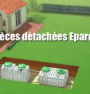 Pièces détachées Eparco