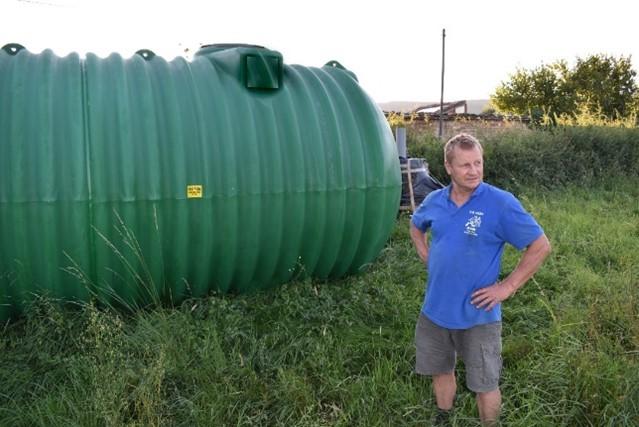 Récupérateur eau abreuvoir agriculture